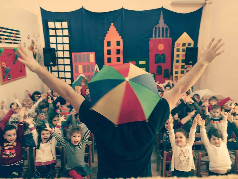 Παιδικές Παραστάσεις Κουκλοθέατρου