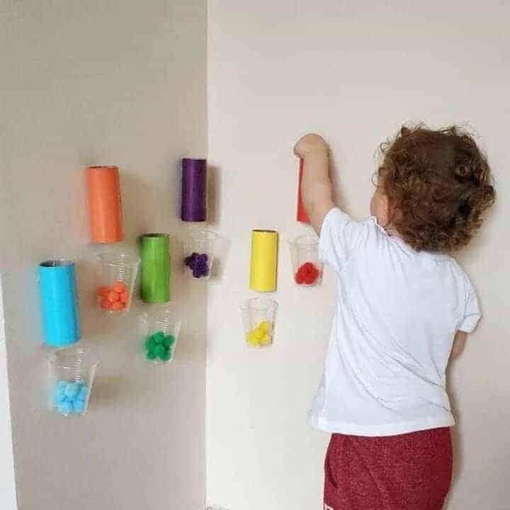 Δραστηριότητα για μικρά παιδιά!