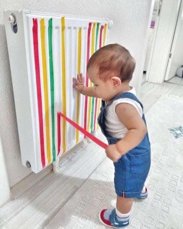 Δραστηριότητα για παιδιά 3 ετών!