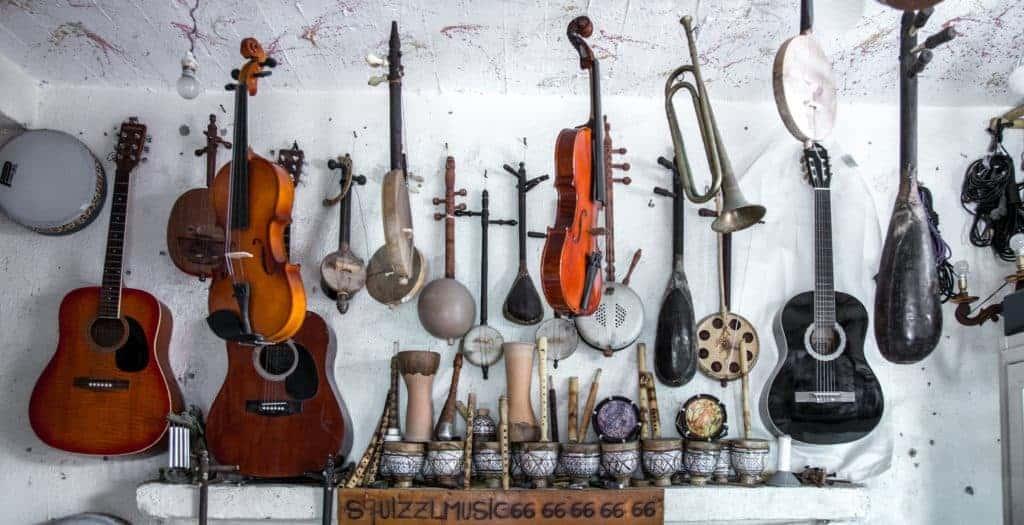 Μουσική στο νηπιαγωγείο
