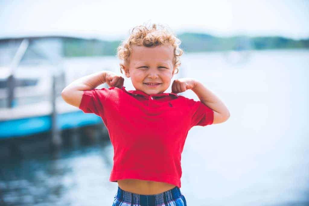 Αυτοπεποίθηση και ντροπαλό παιδί