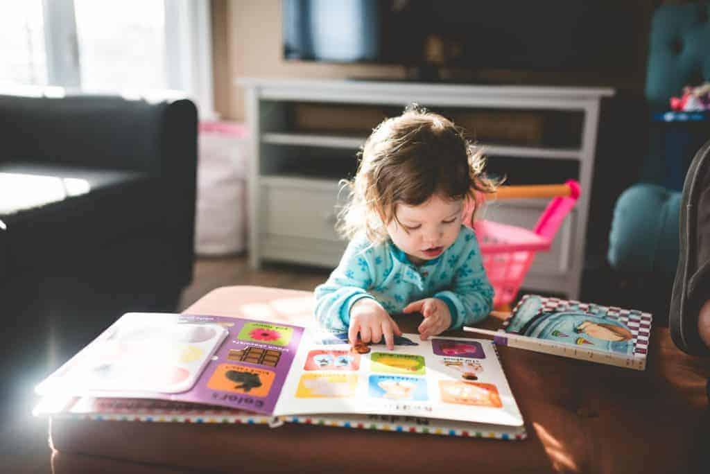 δραστηριότητες για παιδιά 2 ετών