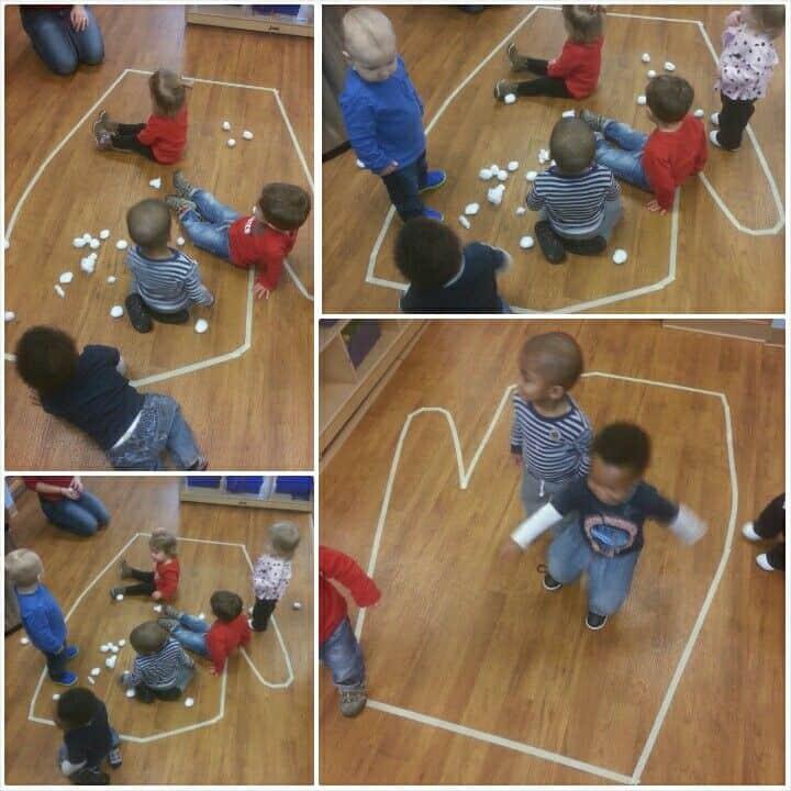 χειμερινές δραστηριότητες για παιδιά
