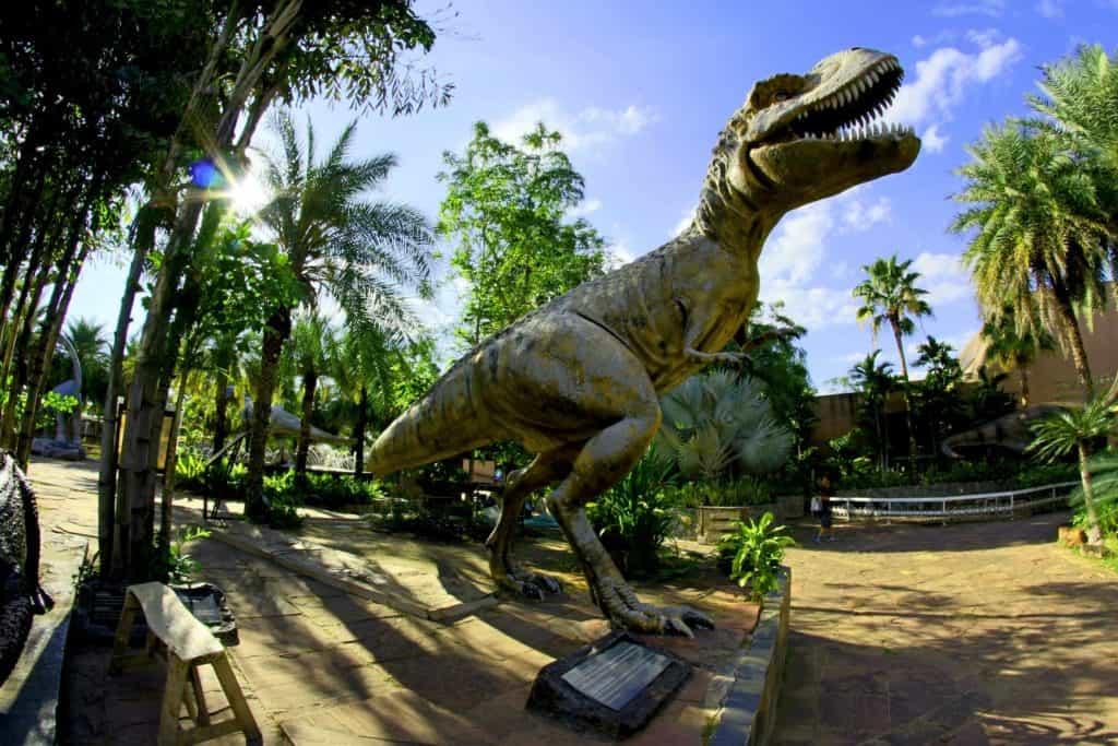 δεινόσαυροι στο νηπιαγωγείο