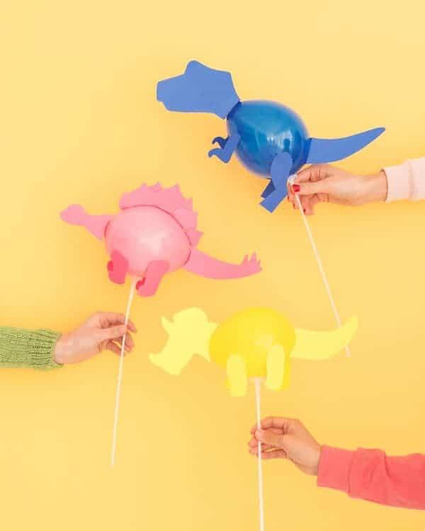 δραστηριότητες και παιχνίδια με δεινόσαυρους